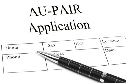 Au Pair Application