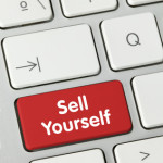 Sell yourself. keyboard